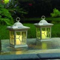 China 3.6V Iron durable classics  high power Outdoor Solar Landscape Safety Lights for Villa on sale