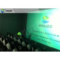 Best Surreal Vision 9D Movie Theater Electric Motion System Immersive Experience For Audiences wholesale