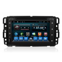 China Android 6.0 Buick GMC Chevrolet Car Multimedia Navigation System HD Video Big USB on sale