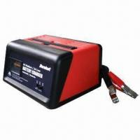 Best 6/12V Car Battery Charger with Short-circuit and Overheat Protections wholesale