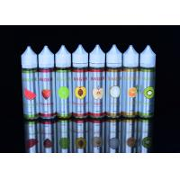 China Original Fruit Vapour E Liquid 60ML 8 Flavors For E - Cig / Atomizer Vaping on sale
