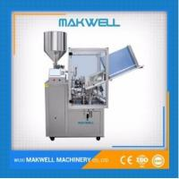 Best soft tube filling and sealing machine wholesale