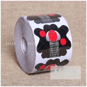 China Custom Acrylic Nail Form Salon Shape Nail Extension Guide Tool on sale