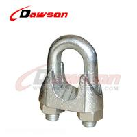 China Galv. Malleable Wire Rope Clip Type A on sale