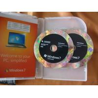 China Windows 7 64 Bit Ultimate , Windows 7 Utility Software on sale
