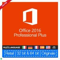 Best Hot Selling Microsoft Office 2016 Professional Plus 100% New Retail FPP Key wholesale