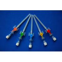 China IV Catheter/IV Cannula with Wings&Injection Port on sale
