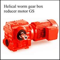 China Helical Worm Gear Motor on sale