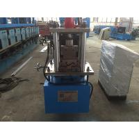 Best Z Purlin Cold Roll Forming Machine 14 Stations with Gcr12 Cutter wholesale