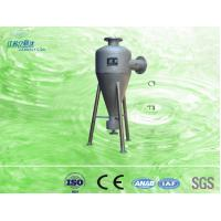 Best Cyclone Water Filter Conic Hydrocyclone Desander For Irrigation Water wholesale