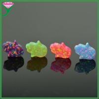 Best 78 colors synthetic black opal hand stone price wholesale