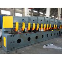 Best Steel Plate Edge Milling Machine 0.75kw Chamfering 12m - 50mm Thickness wholesale