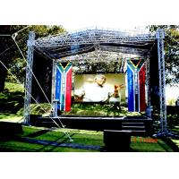 Best Outdoor Waterproof SMD LED Display , P8 Stage RGB LED Screen wholesale