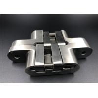 Best Flexible Stainless Steel Concealed Hinges For Solid Wood Doors 180° wholesale
