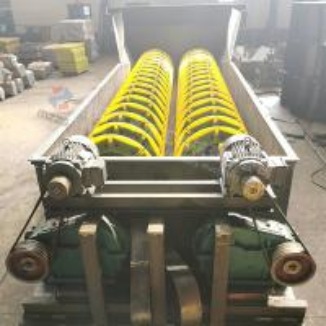 Best 920 Mm Diameter Spiral Sand Washing Machine 200 Tons Per Hour Capacity wholesale