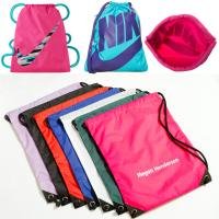 Best elegant and graceful 100 polyester drawstring bags  selling well all over the world wholesale