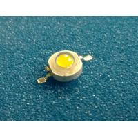 Best Epistar Chip 1W High Power LED chip 120 degree viewing angle / 140lm - 150lm luminous wholesale