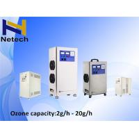 Best Stainless Steel Water Ozone Generator Water Purification / Air Purifier With ORP Meter wholesale