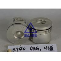 Best 6BG1 ENGINE PISTON KIT 8-97358-5740 ISUZU DIESEL ENGINE FOR HITACHI SUMITOMO EXCAVATOR wholesale