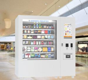 Best Computer Accessories Mini Mart Vending Machine Electronics Vending Kiosk With Card Payment wholesale
