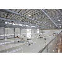 Buy cheap Pre Engineering Steel Structure Hangar , Shockproof Large Span Steel Structures product
