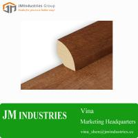 Best Wood Home Building Material-wooden moulding profile wood quarter round moulding With good wholesale