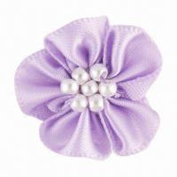 China Fashionable Ribbon with Eco-friendly Material, Comes in Bright Color on sale