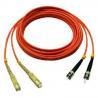 Buy cheap Fiber Optic Jumper-SC/PC-ST/PC Jumper from wholesalers