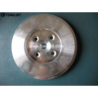 China GT37 / GT40 GARRETT Turbo Assembly Back Plate , Supercharger Seal Plate on sale