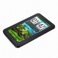 """Buy cheap Tablet PC, 7"""" MTK6513, Android 2.3 Capacitive Screen,w/ GSM Call/Bluetooth/GPS from wholesalers"""