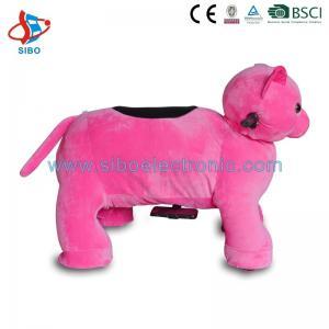 Best Battery Ride On Animals Plush Wheel Walking Stuffed Animals Animal Riding wholesale