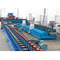 Best Door Hinge Profile Roll Forming Machine , Auto Cold Rolling Machine Flying Welding wholesale