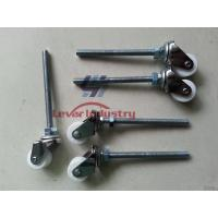 China Universal Small Caster Wheels For Glass Machine Table Loading Glass on sale