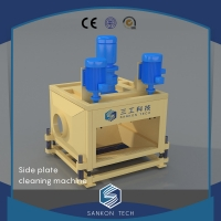 Best Plate Cleaner Mobile Concrete Block Making Machine wholesale