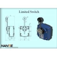 Best Electric Wire Rope Hoist 6mm Rotary Metal Rod Trigger Head Limited Switch wholesale