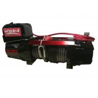 China OEM recovery winch 13500lbs 12V 24V off road 4x4 electric winch with Dyneema rope on sale