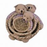 Best 3-piece Handmade Holiday/Christmas/Easter Gift Basket Set wholesale