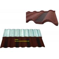 Best Roman Tile Coloured Corrugated Roofing Sheets For Building Material wholesale