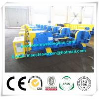 China Europ Standard Conventional Welding Rotator / 600 Tons Pipe Rollers For Welding on sale