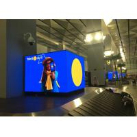 Buy cheap P3.91mm Outdoor Rental LED Screen SMD1921 110-240 Volt 500mm*1000mm Cabinet from wholesalers