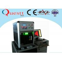 Best Easy Instalallation 3D Crystal Laser Engraving Machine 300x400x130 Mm ISO Approved wholesale