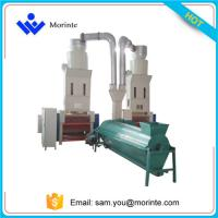 China New designed cotton waste dropping from ginner mills cleaning machine for spinning on sale