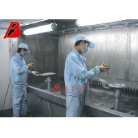 China 12000mm Small Workpiece Furniture Spray Booth on sale