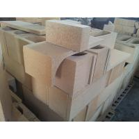 China High Performance Insulation Fire Clay Brick , Fire Resistant Bricks For Pizza Oven on sale