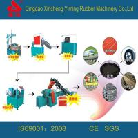 China Rubber Powder Poduction Line, Rubber Powder Producing Plant,Waste Tyre Recycling Machine on sale
