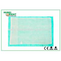 Best Customized Disposable Bed Sheets Nonwoven Fabric Pillow Cover , CE / ISO Approved wholesale