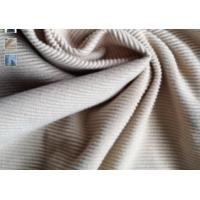 Best 100% Cotton solid dyed corduroy fabric for garment wholesale