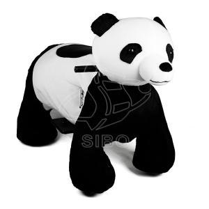 Best Sibo Animal Kingdom Theme Park Panda Animal Toy Cars In Guangzhou wholesale