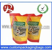 Best Special Shaped Sealable stand up zipper pouch , plastic food packaging Bag wholesale