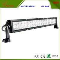 Best Flood Bar Truck Boat Offroad 4WD Vs Aurora LED 120W CREE LED Work Light Bar wholesale